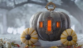 Find ideas for creepily creative Halloween jack-o'-lanterns from Hallmark.