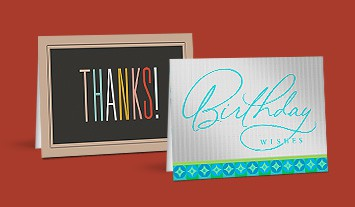Find cards for colleagues and work-related events at Hallmark Business Connections.