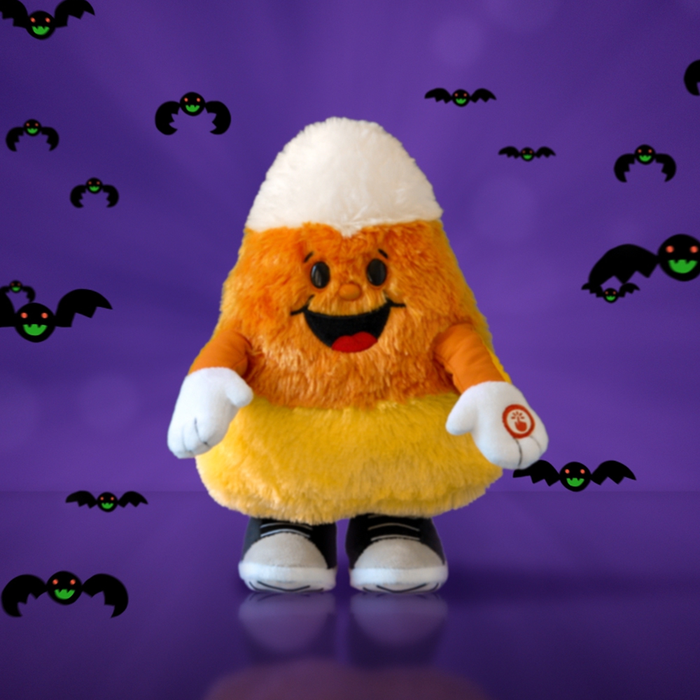 Dancin' Tricky Treat Singing Stuffed Candy Corn