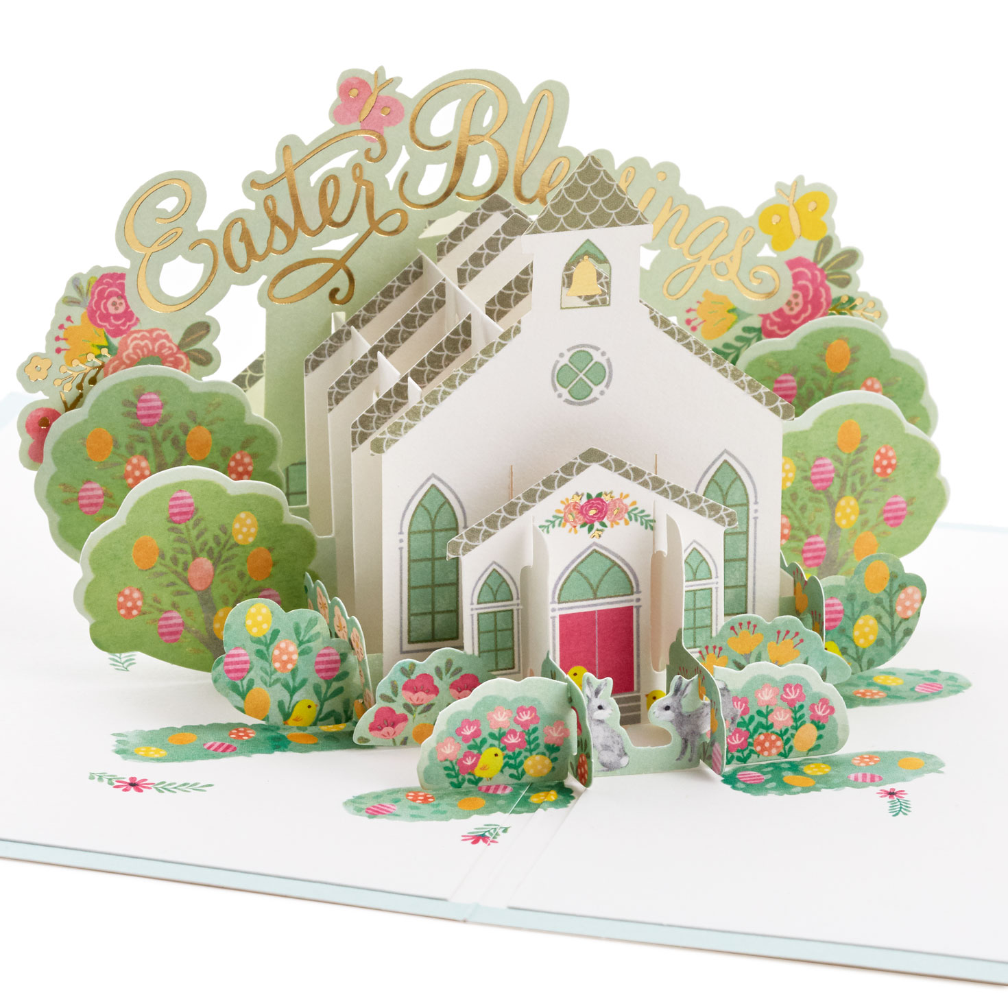 Ships Free! Details about  /New Hallmark Signature Easter Card