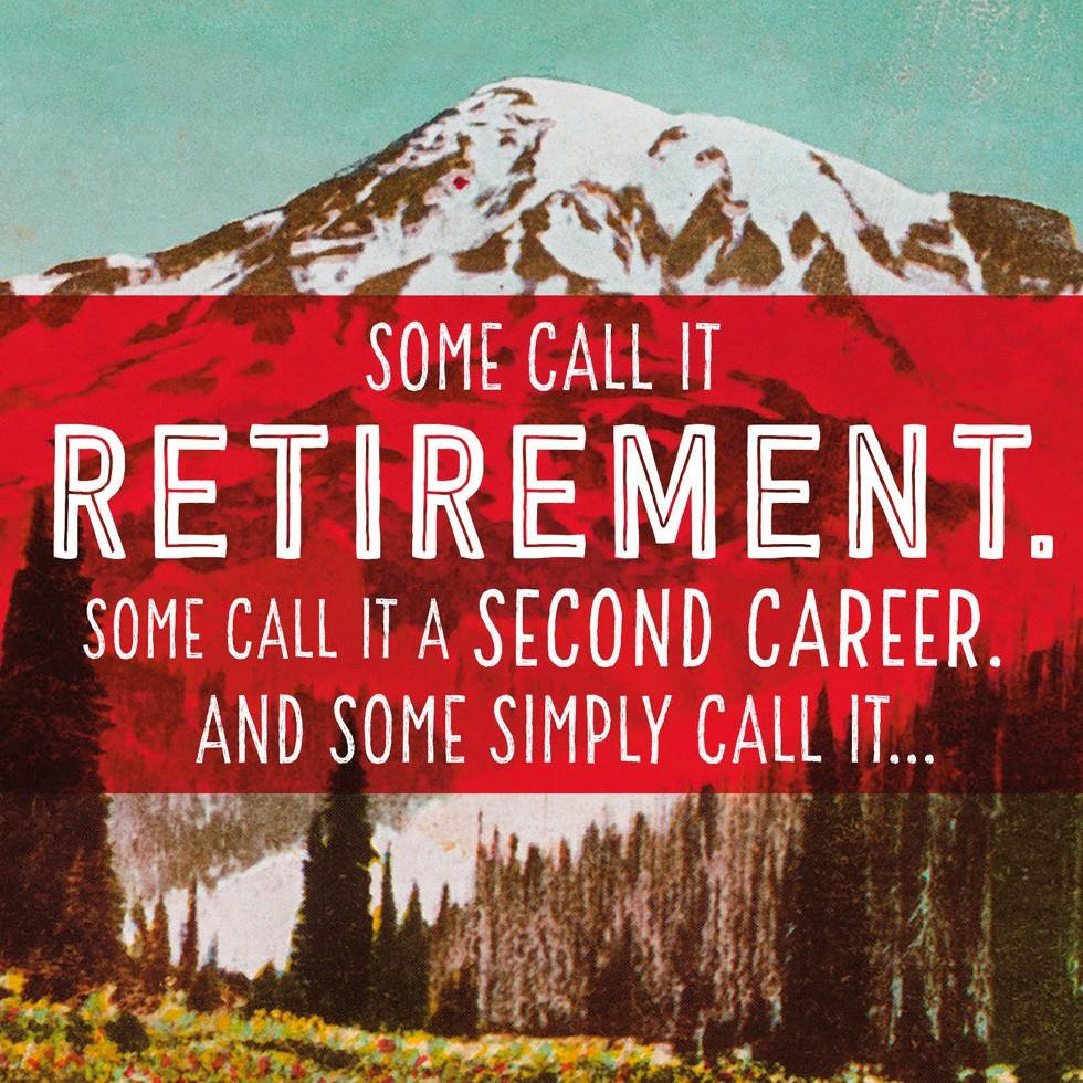 freedom  musical retirement card - greeting cards
