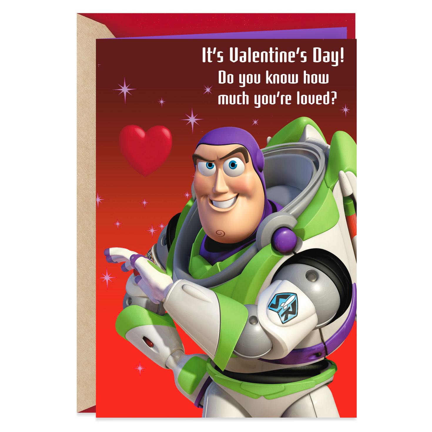 Disney/Pixar Toy Story Buzz Lightyear You're Loved