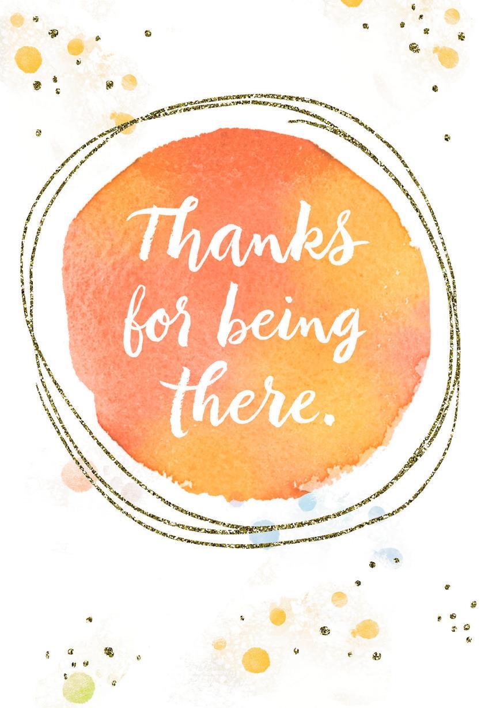 i appreciate you thank you card greeting cards hallmark