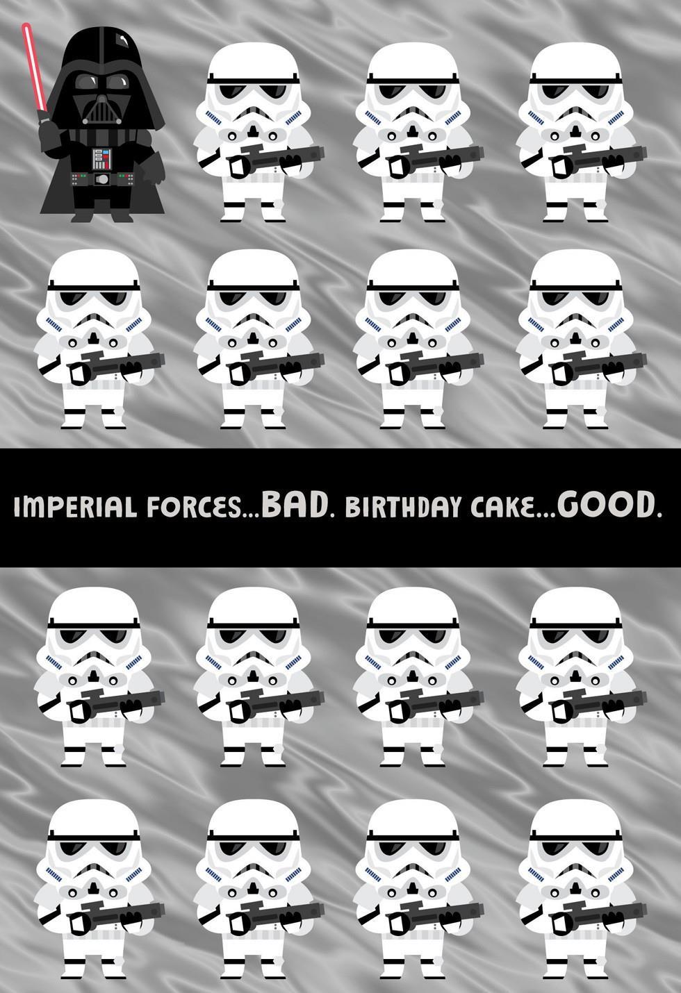 Star wars stormtrooper good and bad birthday card for nephew star wars stormtrooper good and bad birthday card for nephew bookmarktalkfo Images
