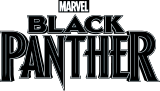 Marvel Studios Black Panther Personalized Ornament, , licensedLogo