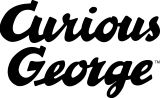 Curious George™ Always Very Curious Ornament, , licensedLogo