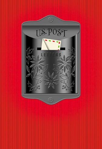 Mailbox Christmas Decor