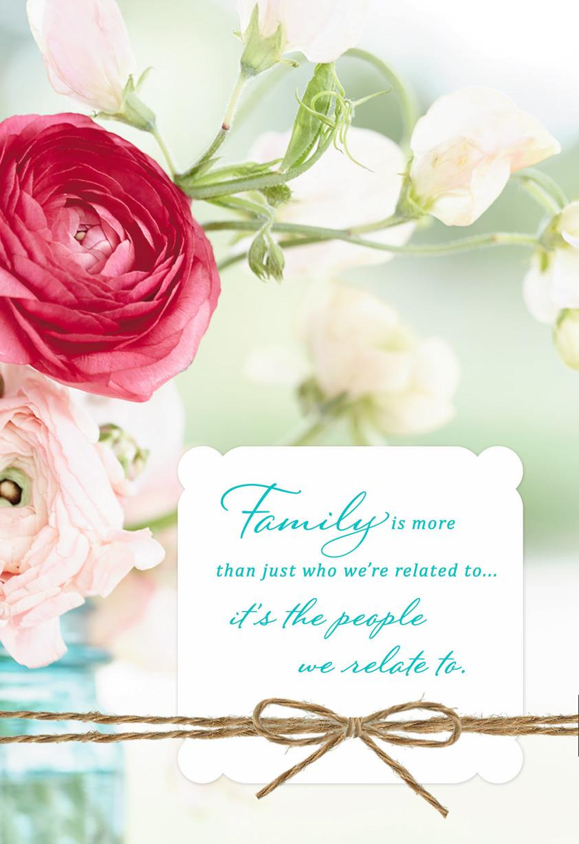 Mason Jar Bouquet Mothers Day Card For Ex Mother In Law Hallmark