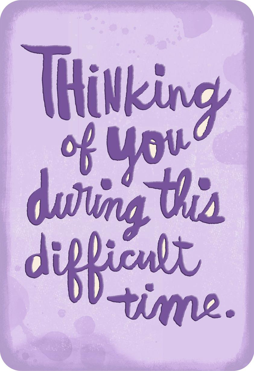 Same Great You Thinking Of You Card Greeting Cards