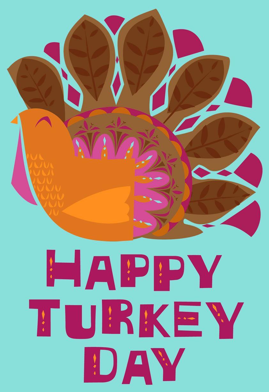 Unicef Turkey Day Thanksgiving Card Greeting Cards Hallmark
