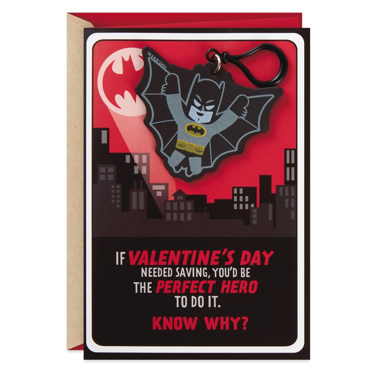 Love Batman Bat man Door Sign wedding gift birthday aniversary Valentine S