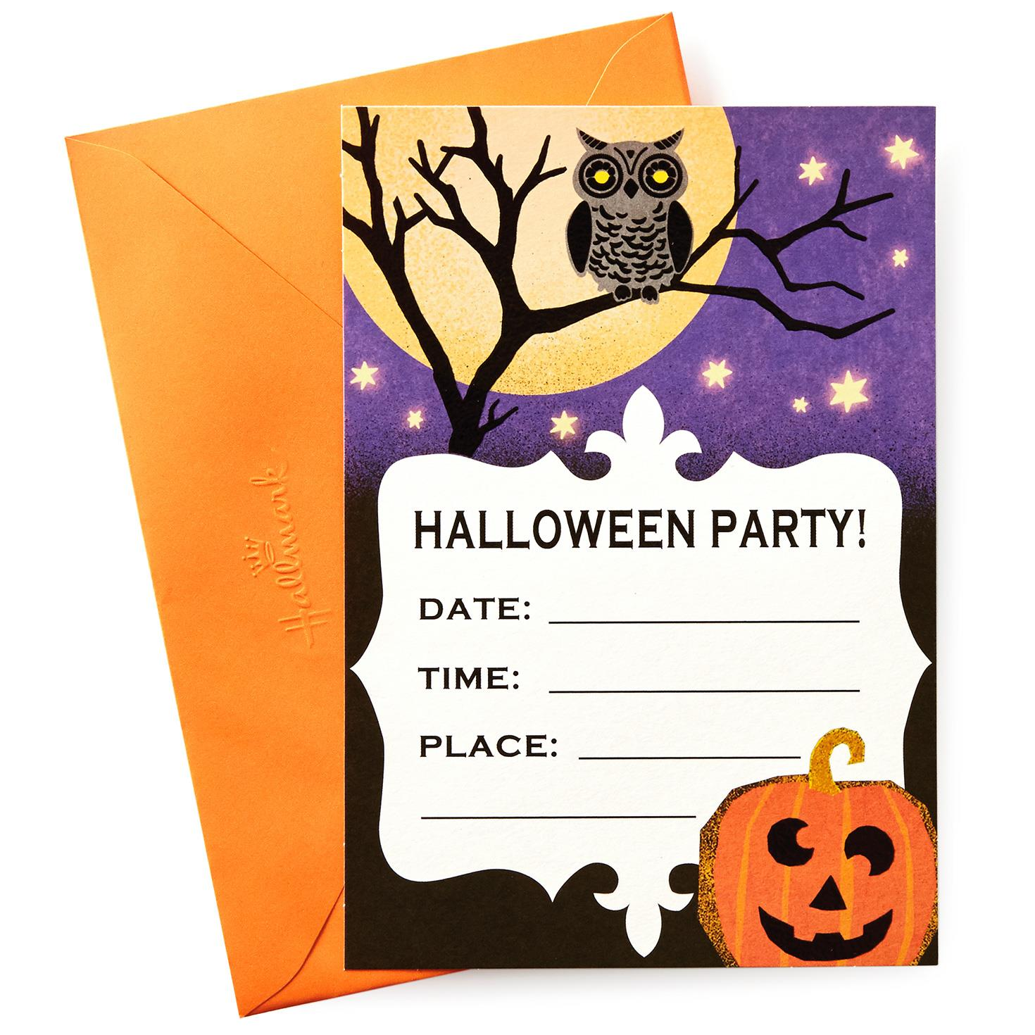 Hallmark Party Invitations Images - Party Invitations Ideas