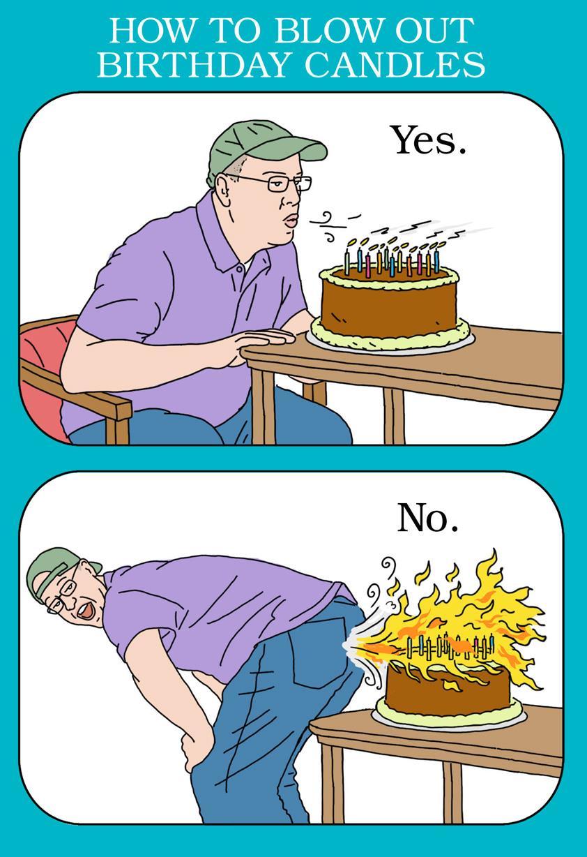 Fart Tastic Funny Birthday Card