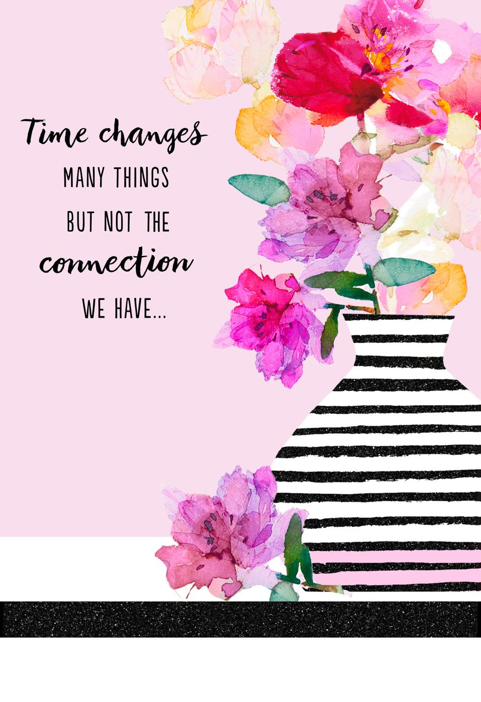 Time changes mothers day card for ex daughter in law greeting time changes mothers day card for ex daughter in law greeting cards hallmark m4hsunfo