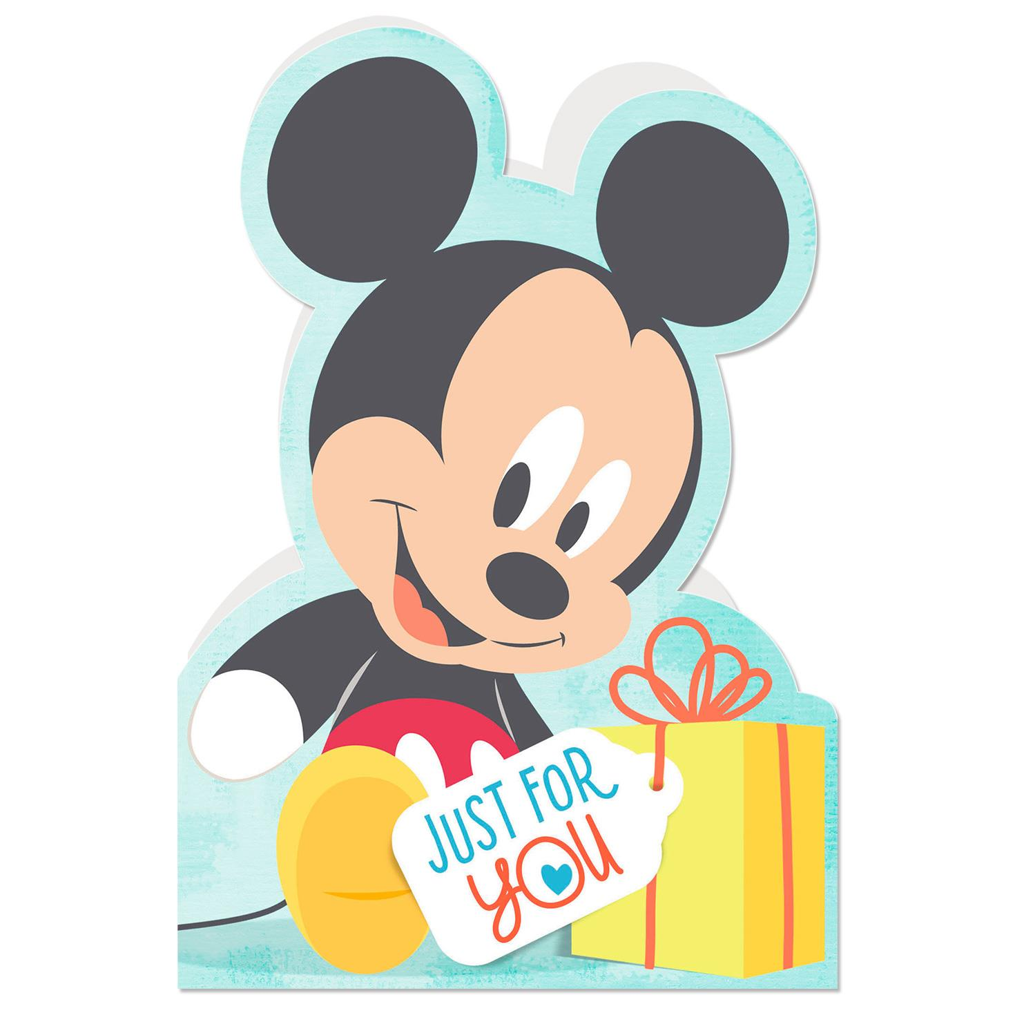 Disney Babies Mickey Mouse That S You Birthday Card