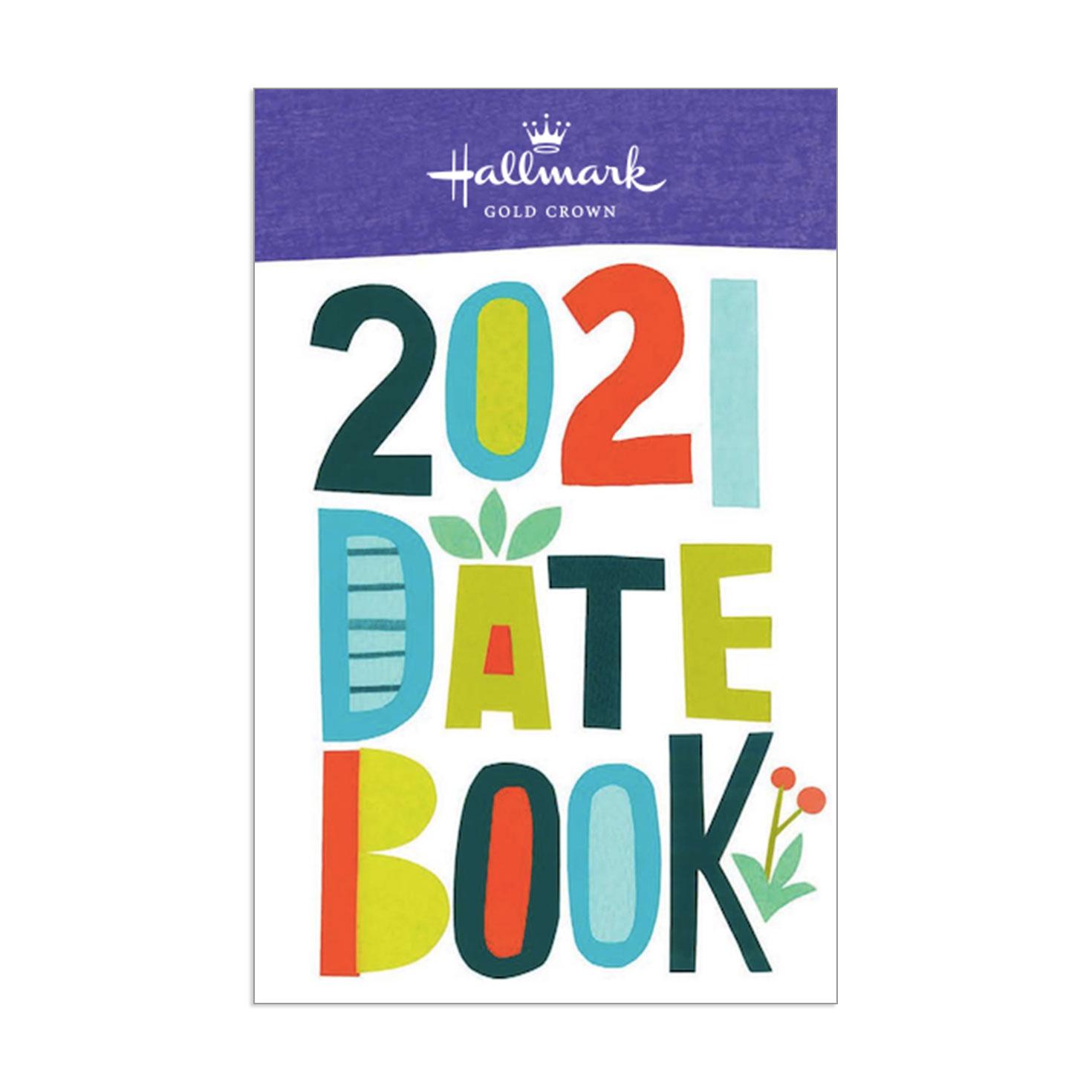 2021 Hallmark Datebook