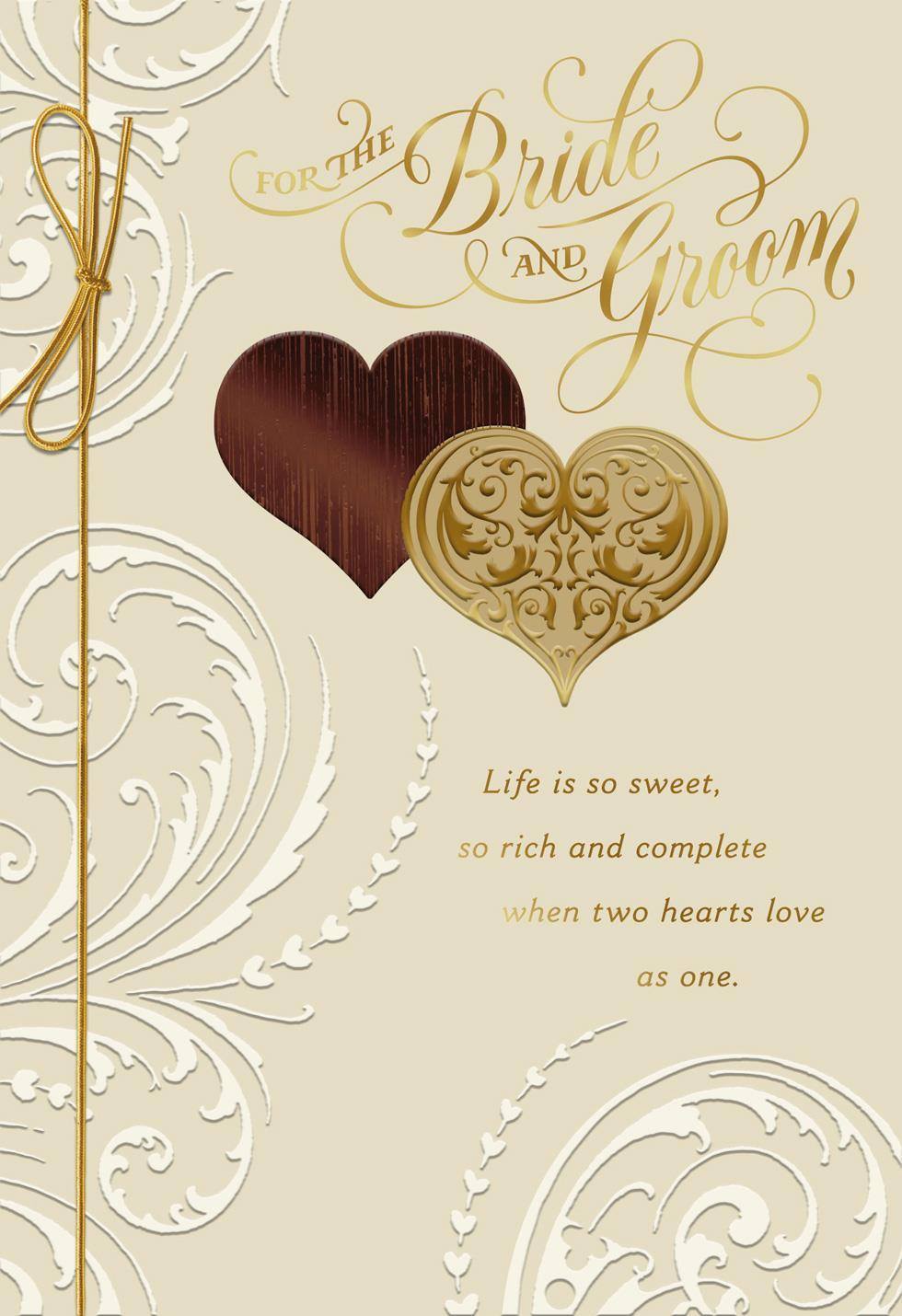 Hands To Hold Wedding Card Greeting Cards Hallmark