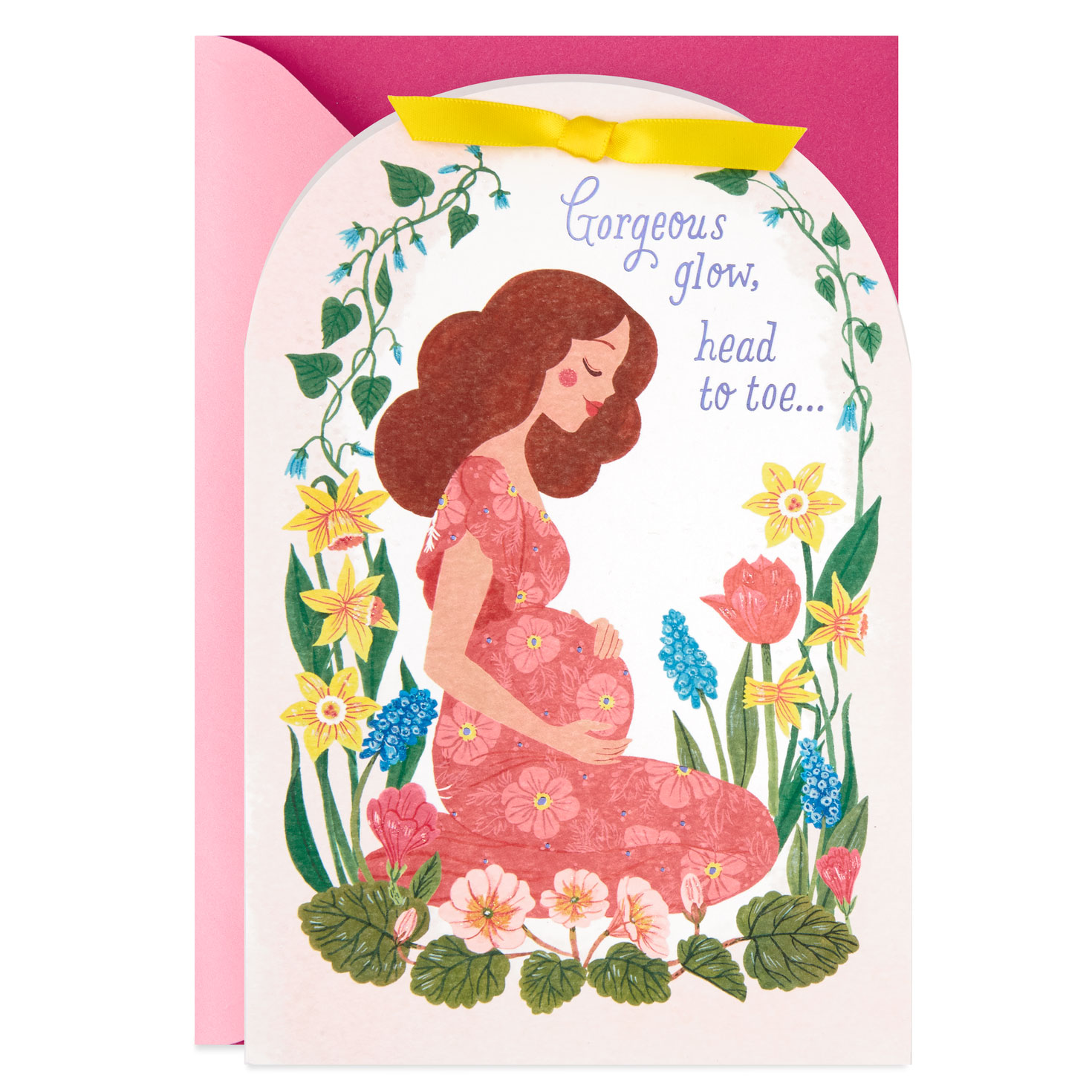 Expecting Mom To Be Mother S Day Card Greeting Cards