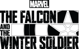 Marvel The Falcon and the Winter Soldier Captain America Sam Wilson Ornament, , licensedLogo
