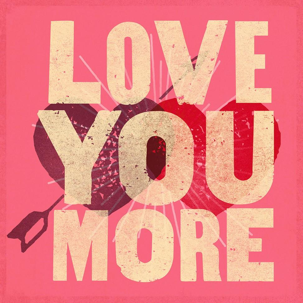 Love You More Musical Valentineu0027s Day Card