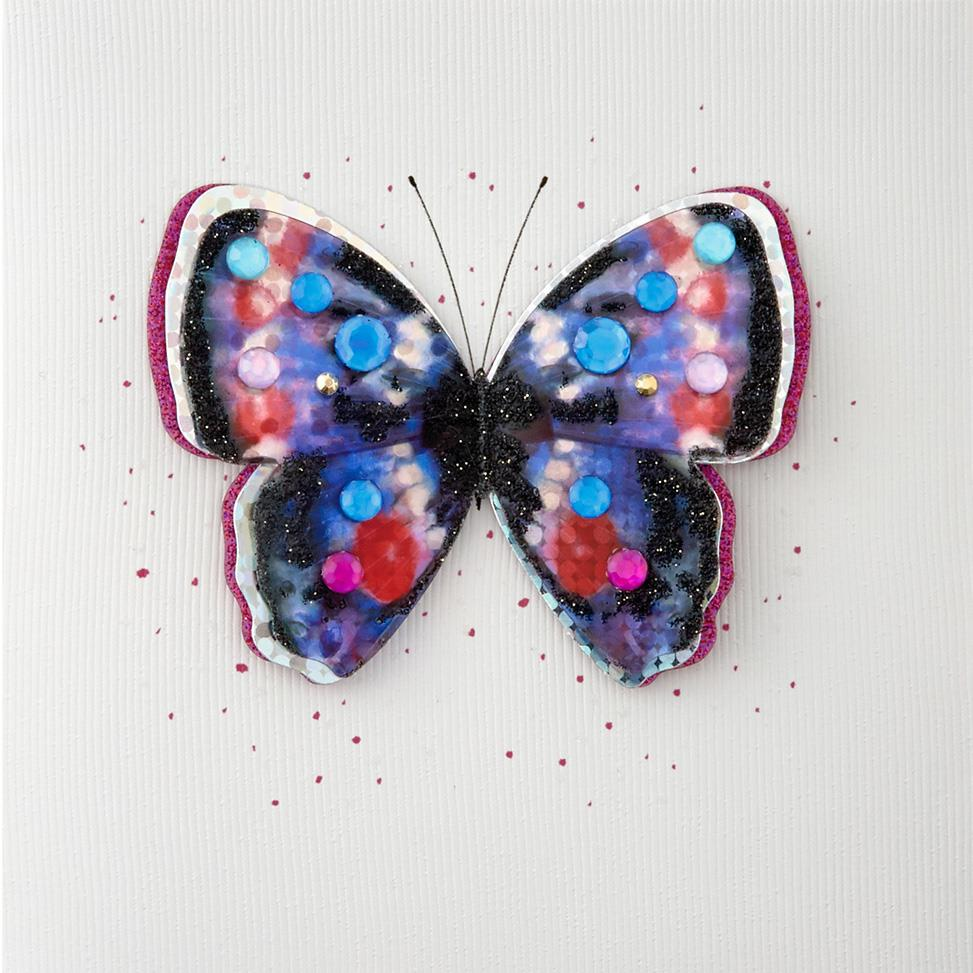 Beautiful You Butterfly Birthday Card Greeting Cards