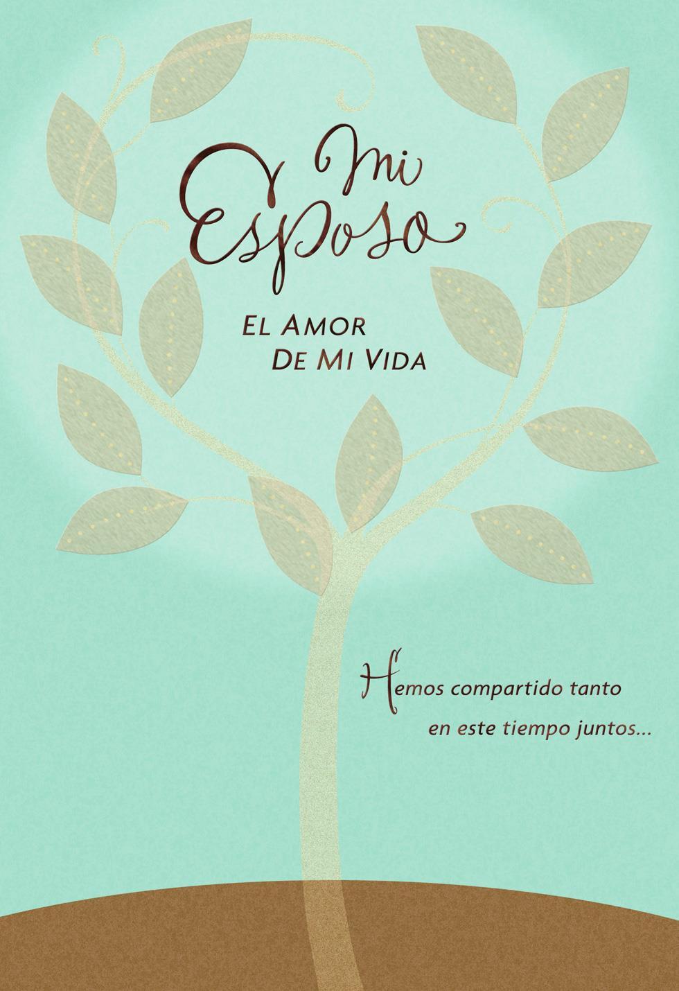 Youre the love of my life spanish language fathers day card for youre the love of my life spanish language fathers day card for husband m4hsunfo