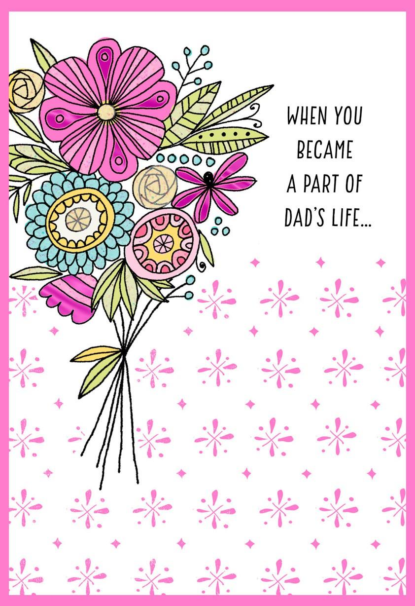 Youre Important Mothers Day Card For Stepmom Greeting Cards