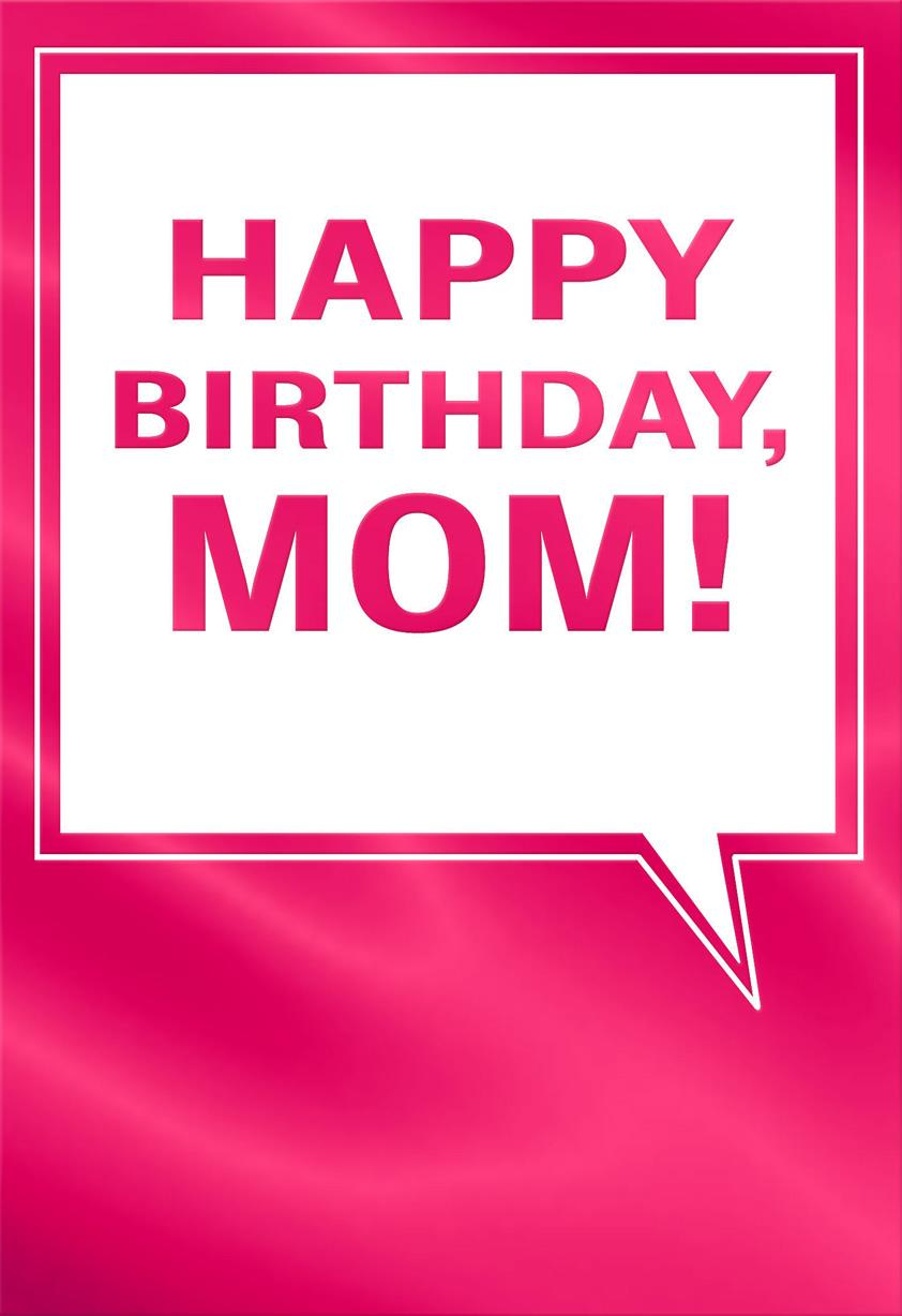 Early Morning WakeUp Calls Birthday Card for Mom Greeting Cards – Happy Early Birthday Card