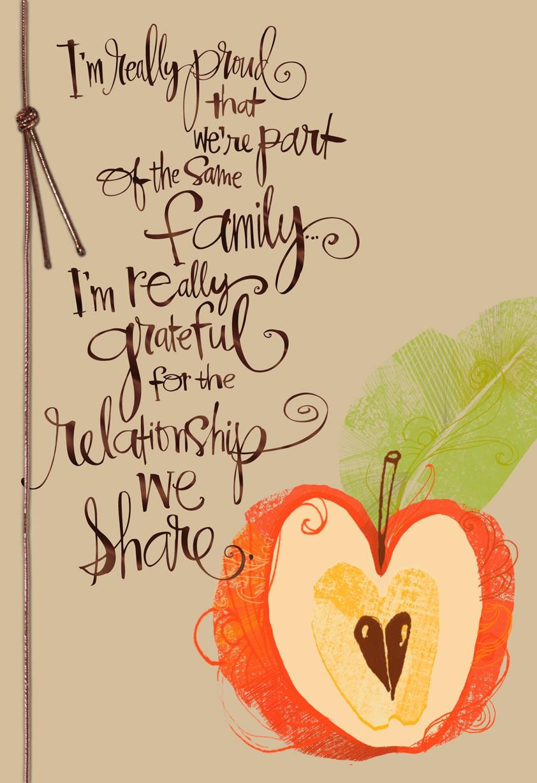 Close to my heart rosh hashanah card greeting cards hallmark m4hsunfo