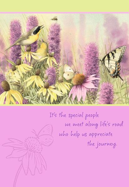 Marjolein Bastin Special Friend Birthday Card Greeting Cards
