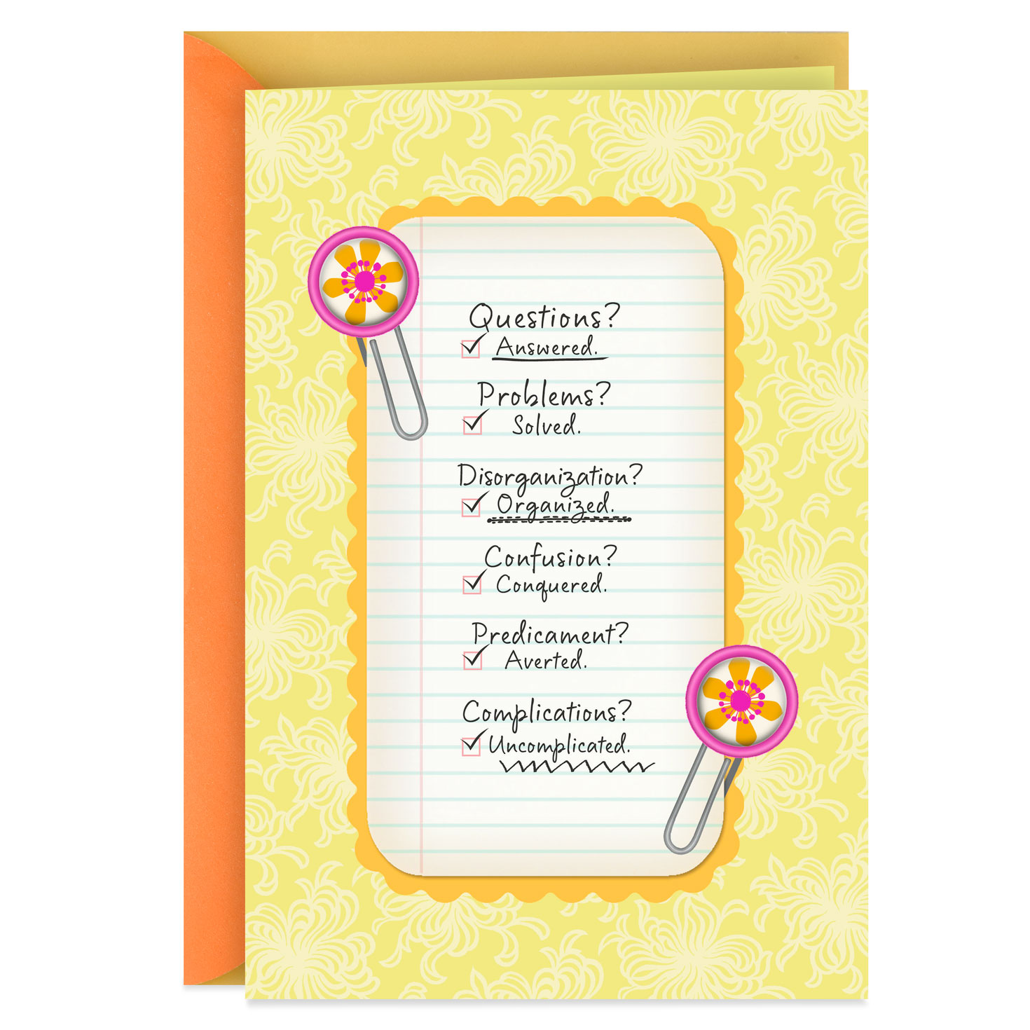 appreciation checklist administrative professionals day