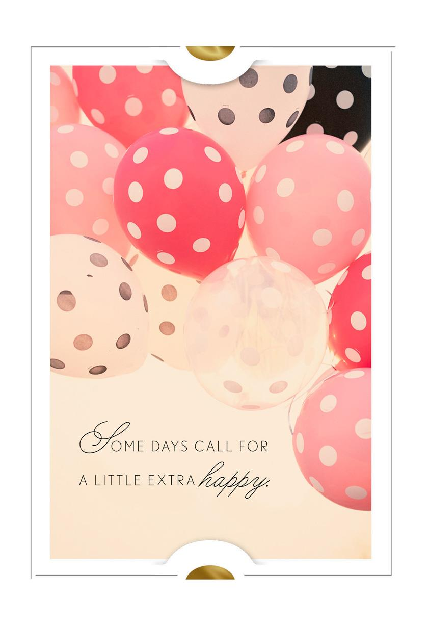 little extra happy birthday card for daughter  greeting