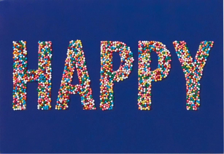 happy sprinkles birthday card - greeting cards