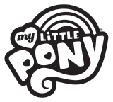 My Little Pony® Happy Spirit Musical 4th Birthday Card, , licensedLogo