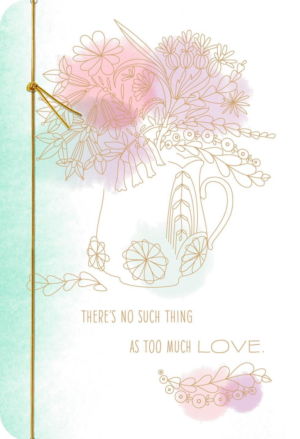 Perfect Love Grandma Mother S Day Card Greeting Cards