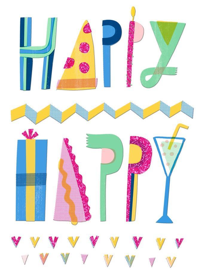 Happy Happy Birthday Card Greeting Cards Hallmark – Hapy Birthday Cards