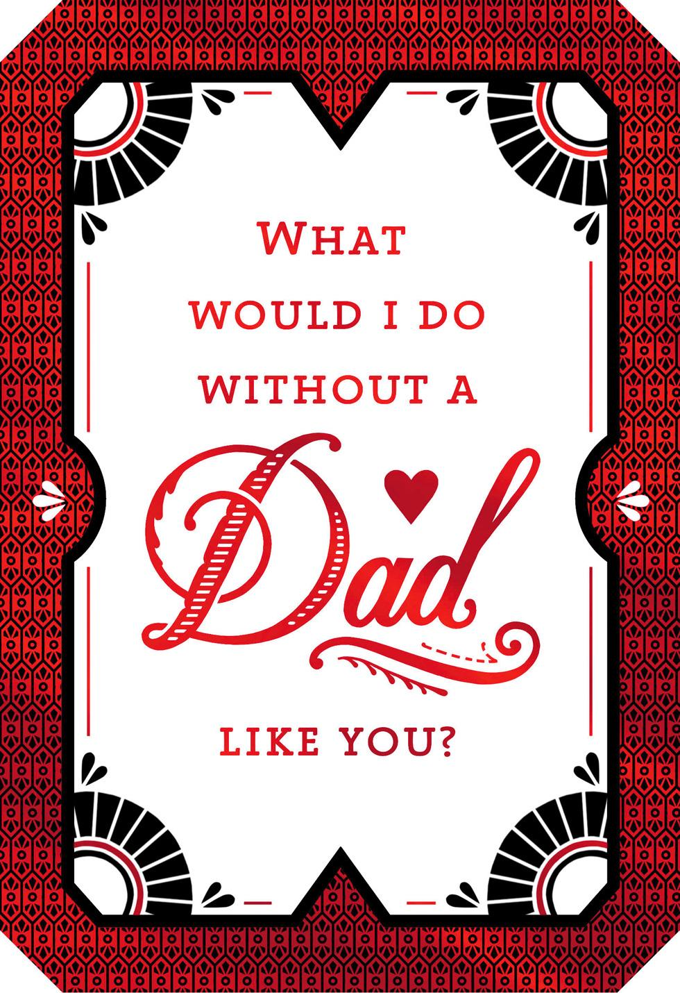 A Dad Like You Valentine S Day Card Greeting Cards
