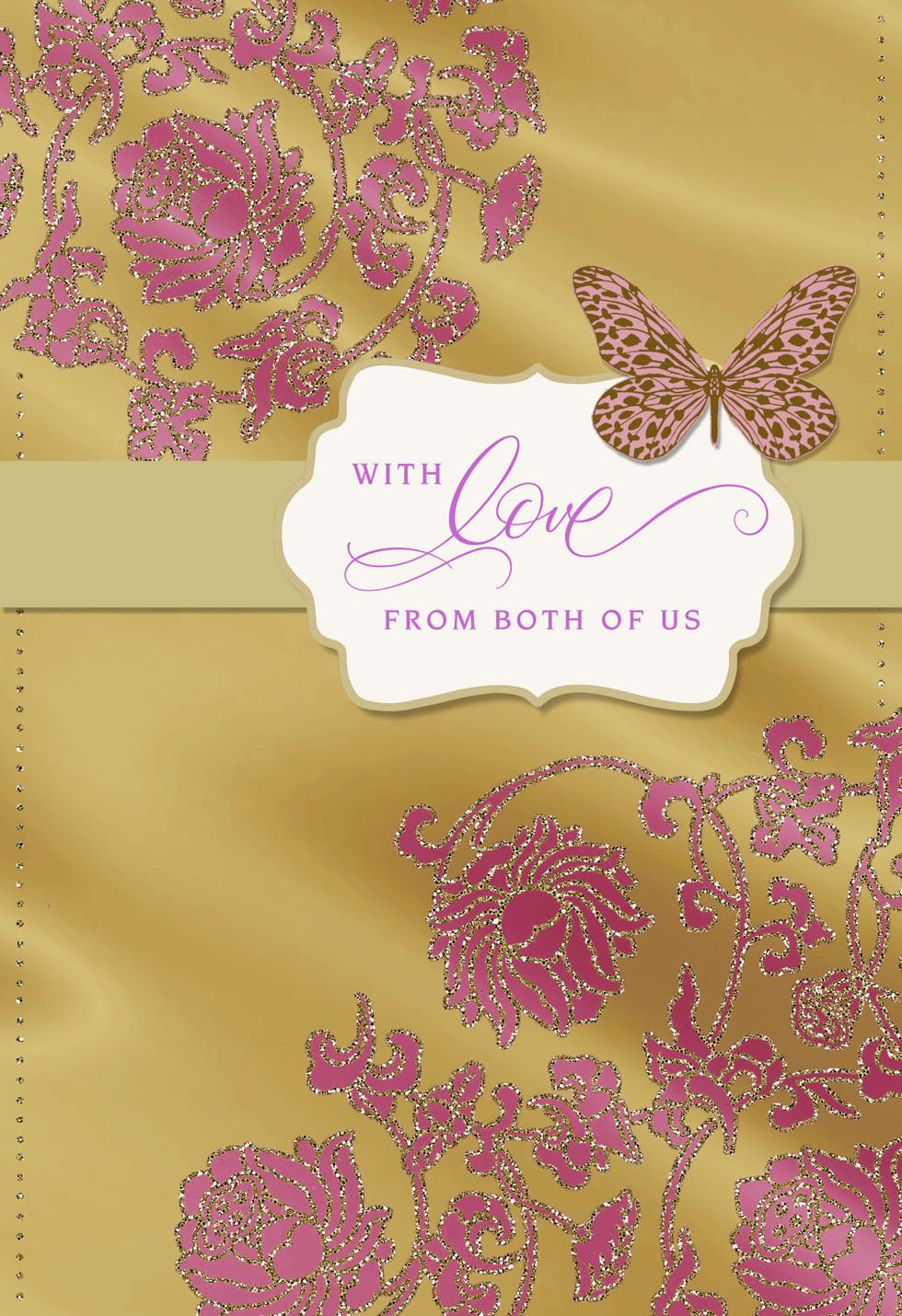 Love And Thanks Birthday Card For Mom From Both Of Us Greeting Cards Hallmark