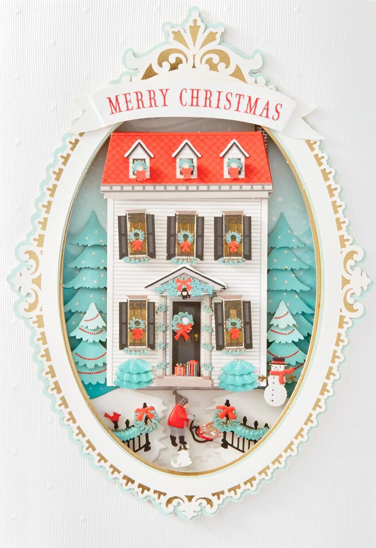 Holiday Memories Christmas Card Greeting Cards Hallmark