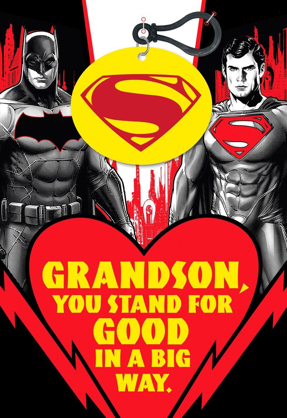 Batman V Superman Dawn of Justice Valentines Day Card for – Batman Valentines Day Card