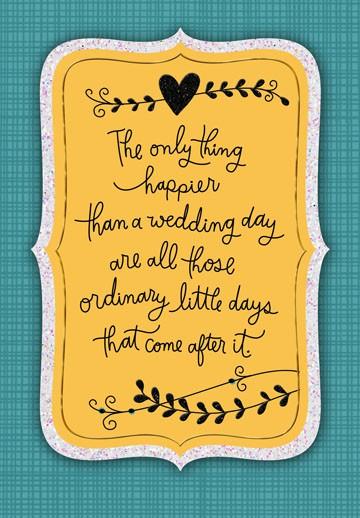 Ordinary days anniversary card greeting cards hallmark