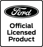 "Mini 1956 Ford Thunderbird Lil' Classic Cars 2021 Metal Ornament, 0.79"", , licensedLogo"