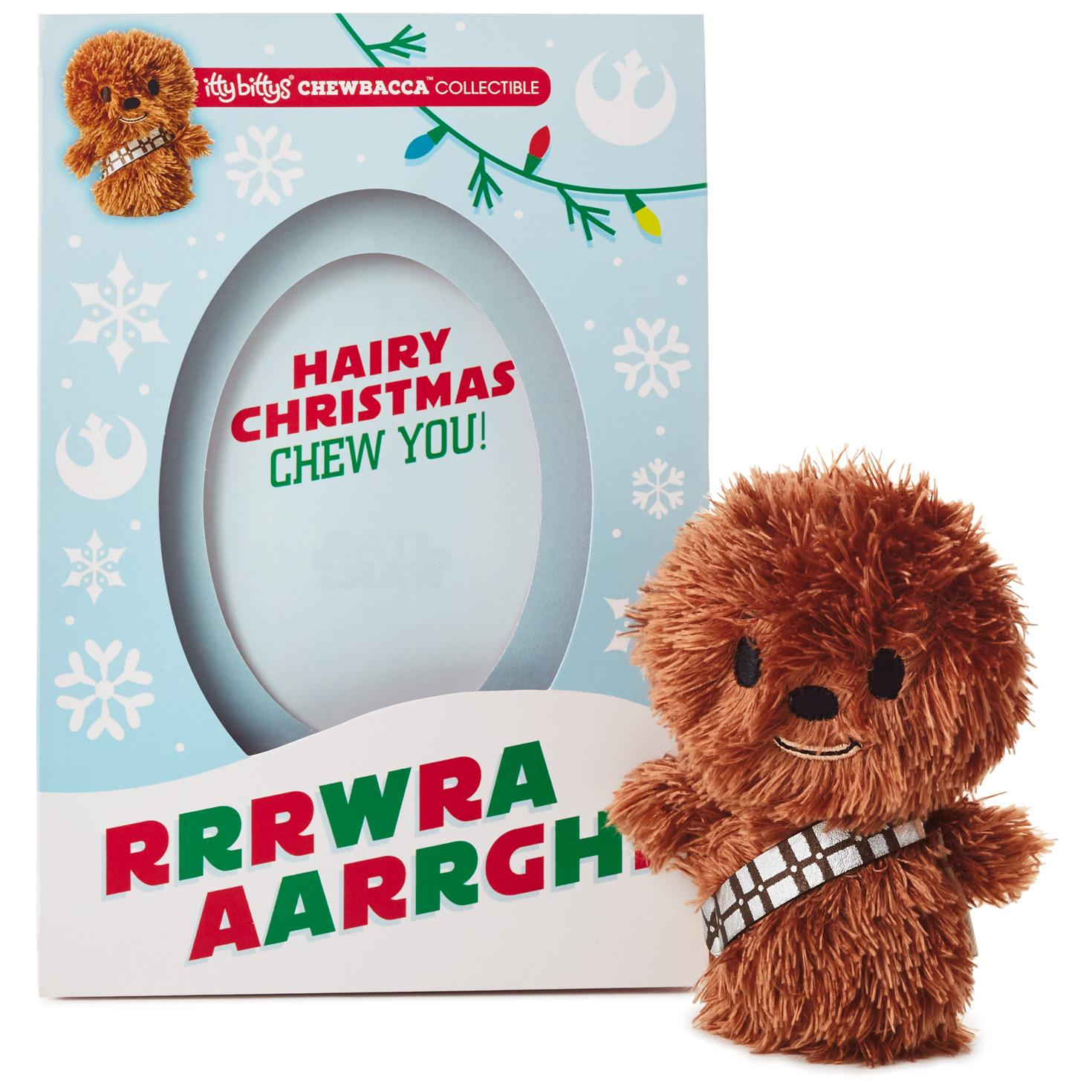 Chewbacca Christmas Ornament