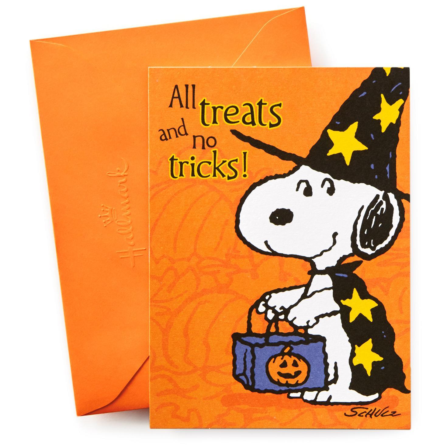 Peanuts® Halloween Party Invitations, 10 - Invitations - Hallmark
