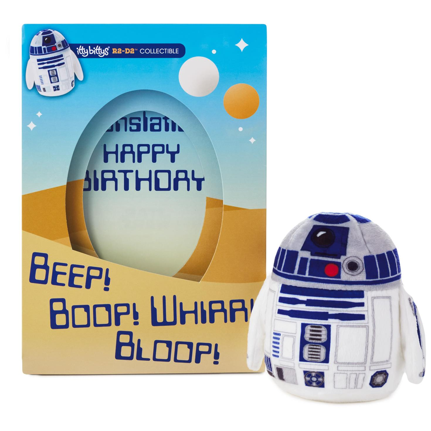 Itty bittys star wars r2 d2 birthday card with stuffed animal itty bittys star wars r2 d2 birthday card with stuffed animal bookmarktalkfo Choice Image