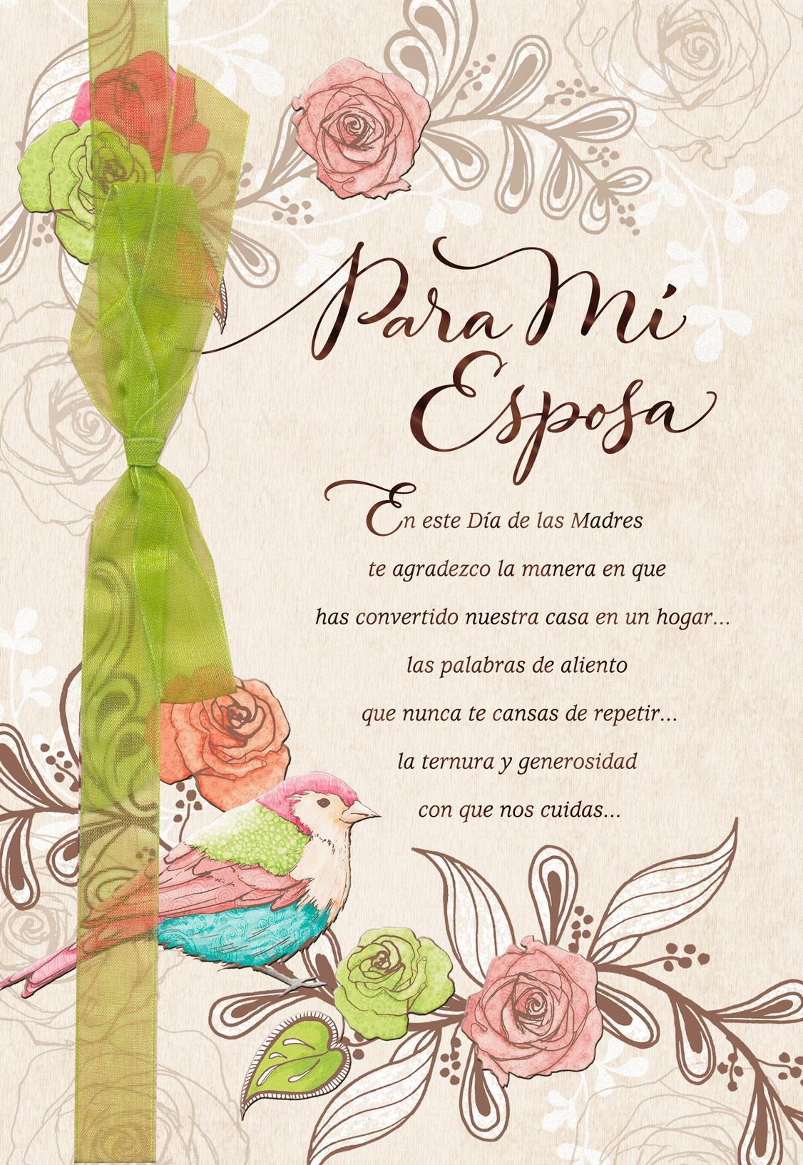 spanish esposa