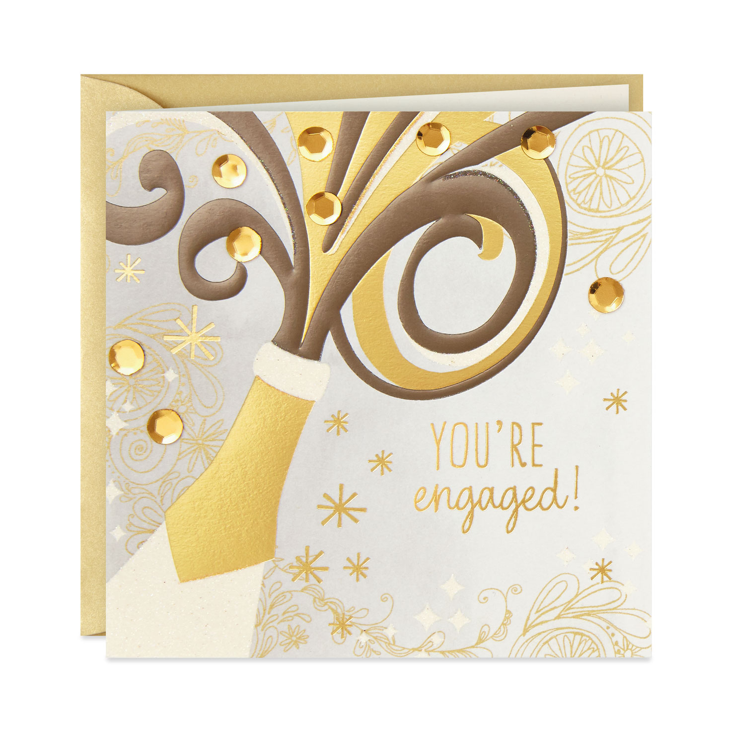 Engagement card Greeting card Large Hallmark