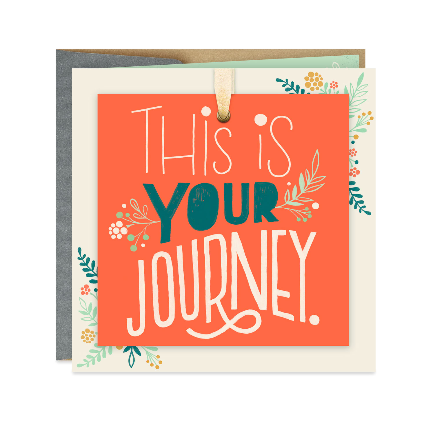 This Is Your Journey Blank Card - Greeting Cards - Hallmark