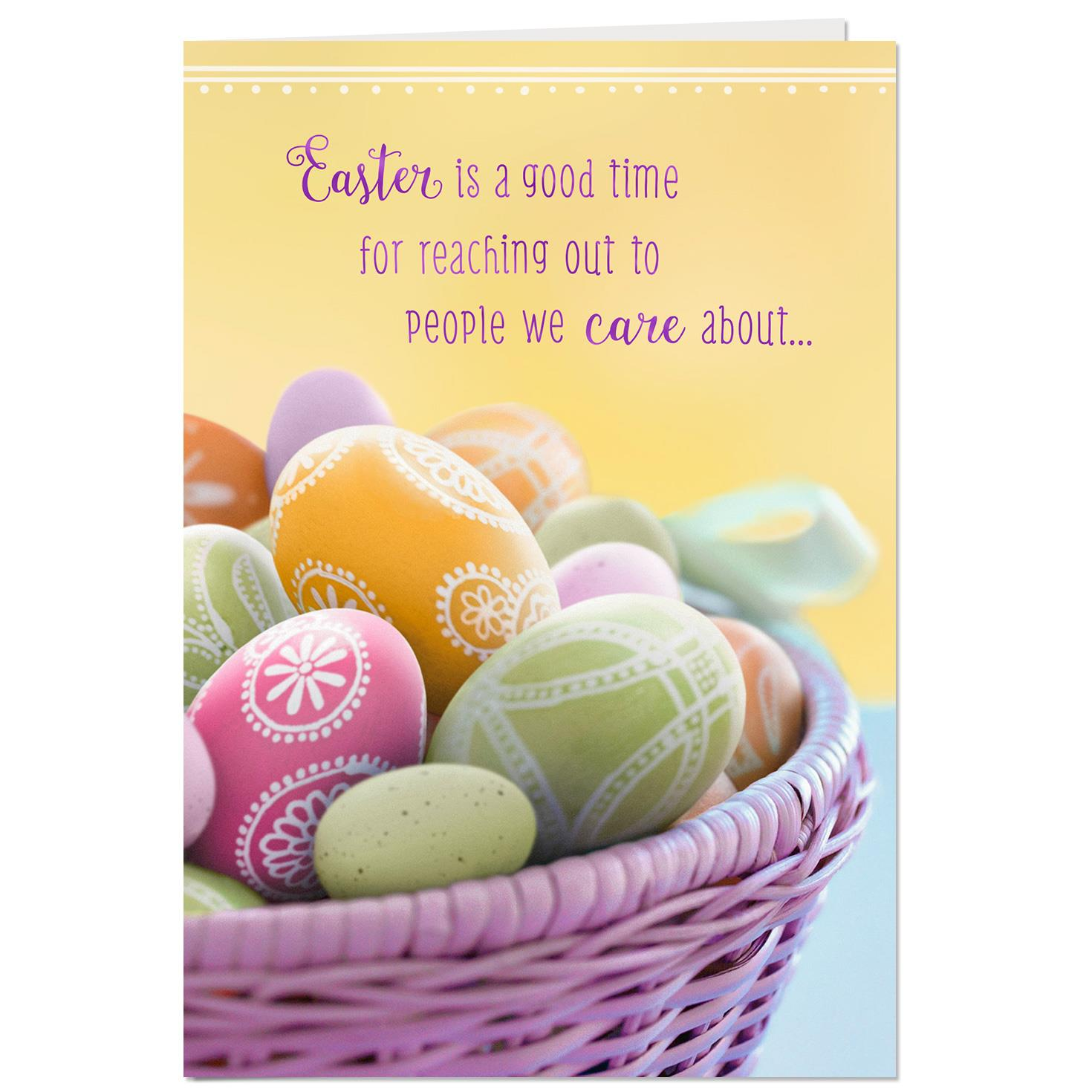Thinking of you easter cards pack of 10 boxed cards hallmark thinking of you easter cards pack of 10 kristyandbryce Images