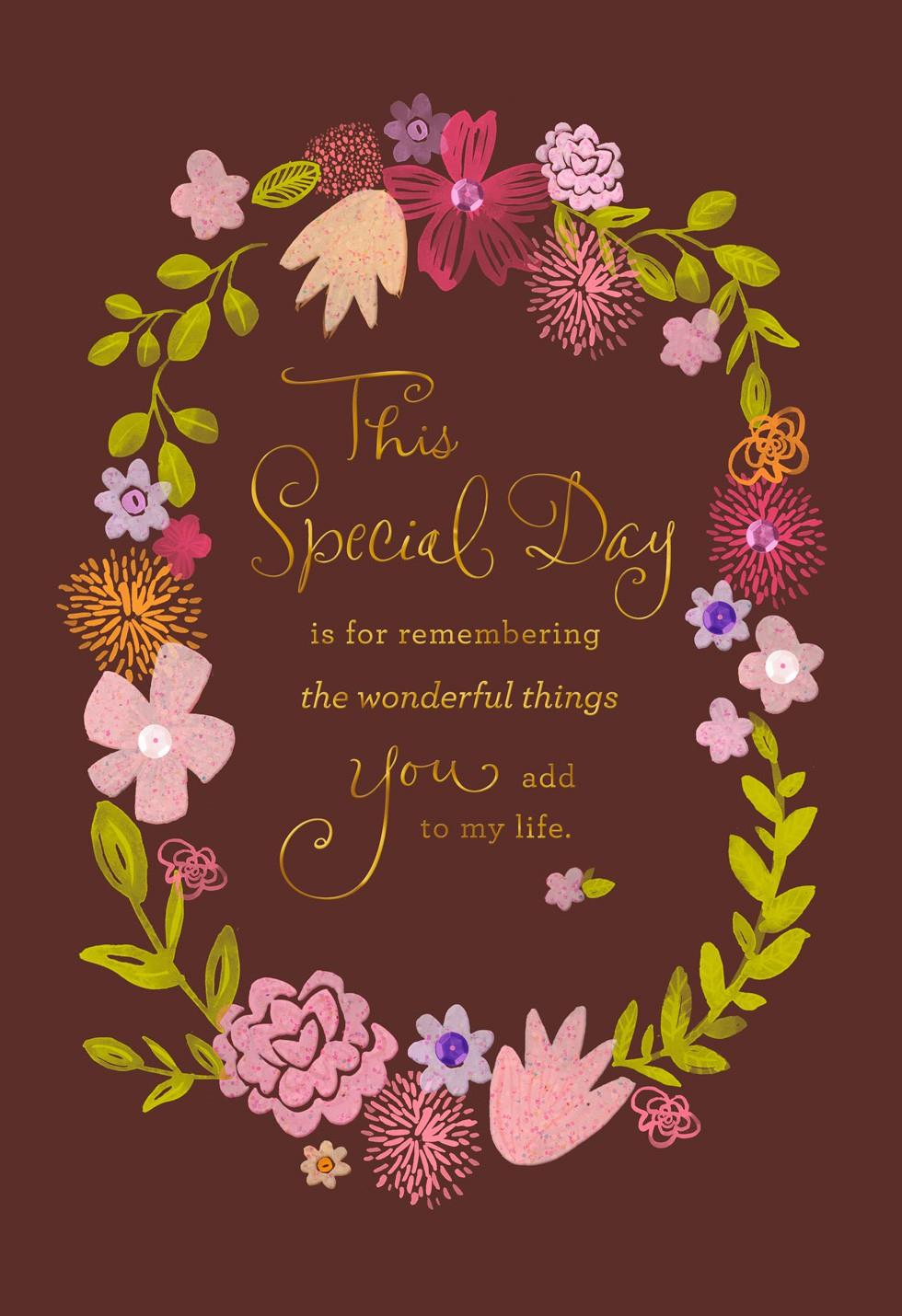blessed by your example  grandma mother u0026 39 s day card
